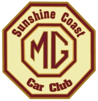 MG Car Club Sunshine Coast QLD
