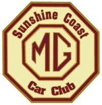 MG Car Club Sunshine Coast QLD